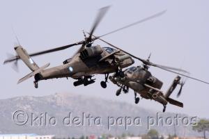 Στιγμιότυπο από τις δοκιμαστικ�ς στα Μ�γαρα, για το airshow της Τανάγρας 12-14 Σεπ 2008