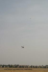 Άντε σπάσιμο δεξιά για την απεμπλοκή αό το F-16...