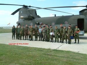ΕΣ 915. Στο Στρατηγείο της KFOR, για μετακινήσεις παρατηρητών.