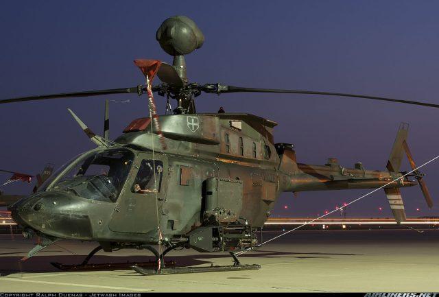 Ε/Π AH-58D