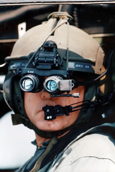 Aviator's Night Vision Imaging System (ANVIS)