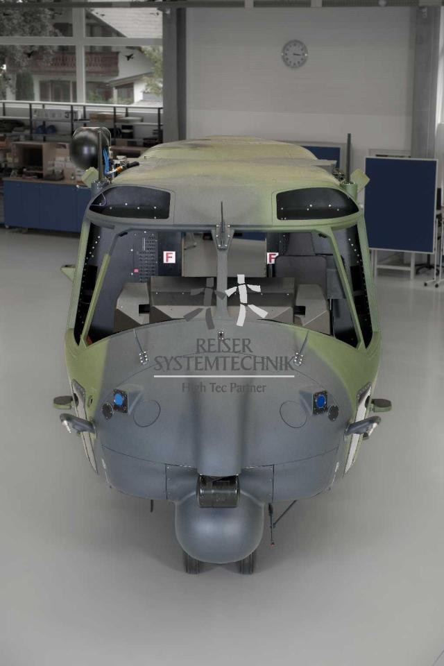 NH90 MTR Front