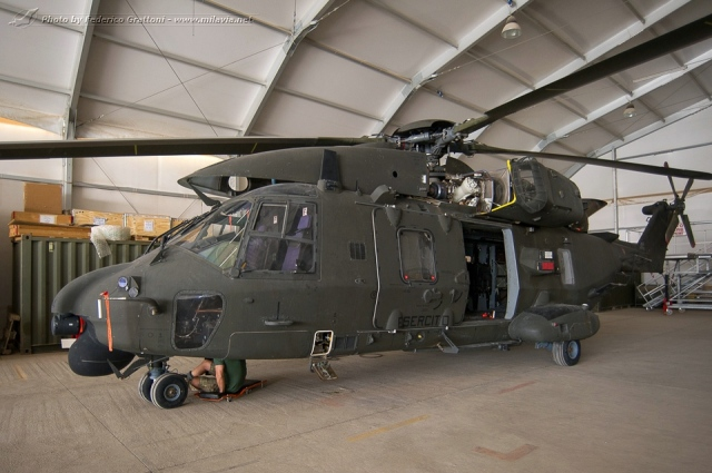 NH-90 EI-214  MM.81531 Task Unit Nemo