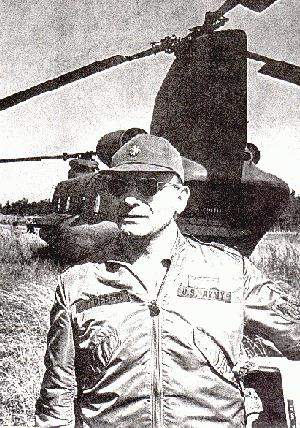 LTC William J. Tedesco assumed command Field Evaluation Detachment (Special) (CH-47) (Provisional) on Janurary 18, 1966 at Fort Benning, GA.