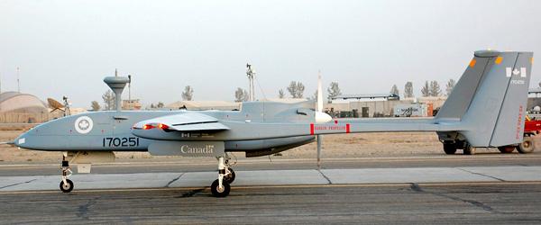 Canadian-Heron-UAV